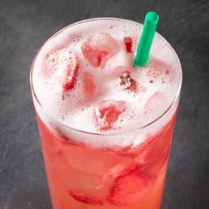 Strawberry Acai Lemonade Starbucks Refreshers Kosher Starbucks