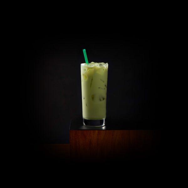 starbucks iced matcha green tea